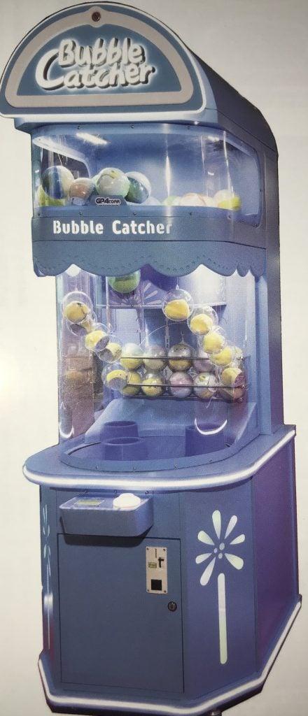 バブルキャッチャーの画像