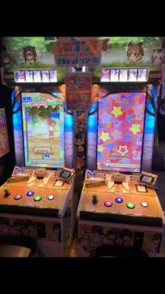 けものフレンズ3の筐体画像